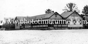 Tabulam Hotel, NSW, circa 1950s.
