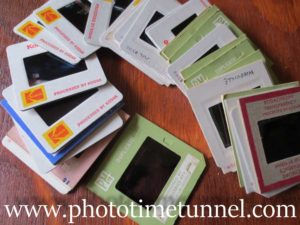 What to do with that old slide collection?