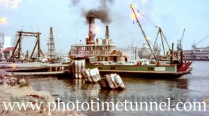Newcastle's harbour punts and the Trial Bay disaster