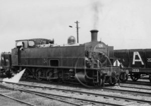 South Maitland Railways locomotive no. 24.