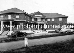 Marlin Hotel, Ulladulla, NSW, circa 1950s.