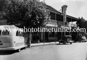 Royal Hotel, Tumut, NSW, circa 1950s.