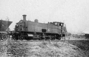 South Maitland Railways locomotive no. 25
