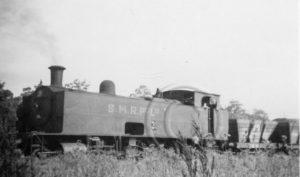 South Maitland Railways locomotive no. 31 (2).