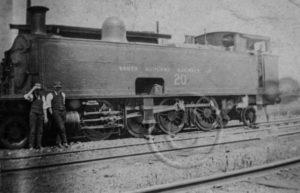 South Maitland Railways locomotive no. 20.