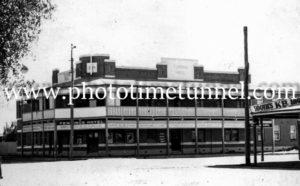 Terminus Hotel  Temora, NSW c1950s.