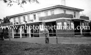The Oaks Hotel, NSW, c1950s.