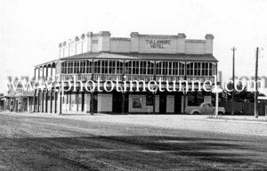 Tullamore Hotel, NSW, circa 1950s.
