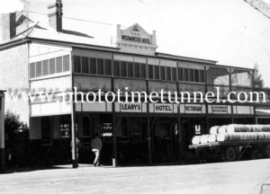 Westminster Hotel, Temora, NSW, circa 1950s.