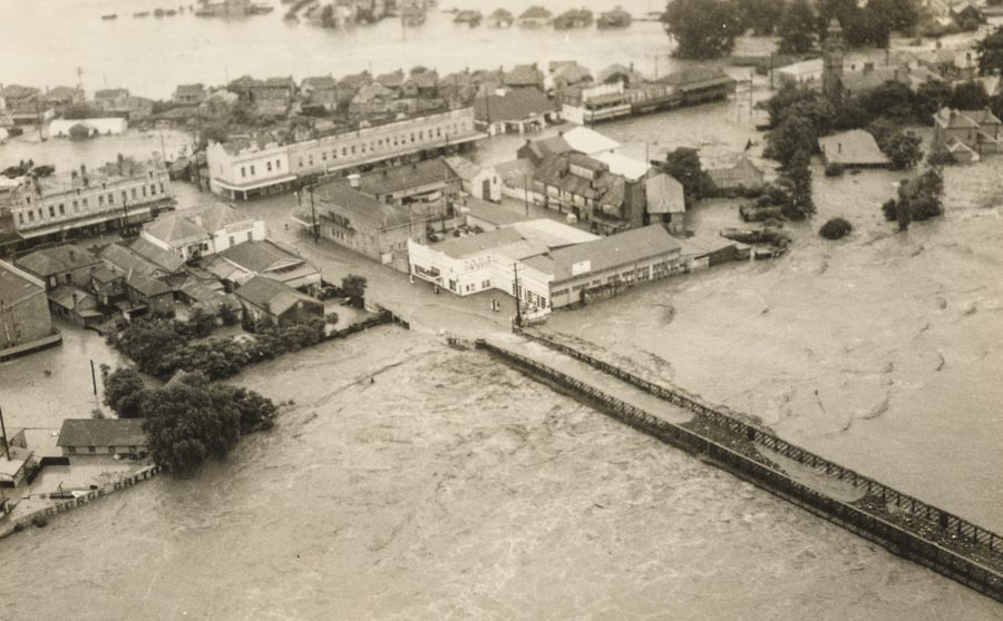 The great flood of 1955: Part 1