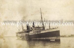 Ship Aorangi.