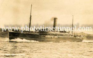 Ship RMS Zealandia