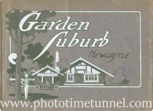 "Hamilton, ""Garden Suburb"" (Newcastle, NSW) brochure, circa 1913. (PDF download)"
