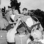 Trucks, DUKWs and surfboats were heroes of the flood at Maitland in 1955