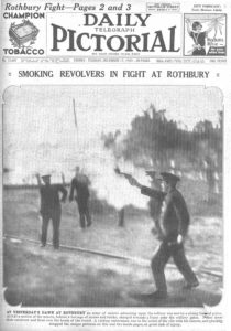 "The Rothbury Colliery ""riot"" of 1929"