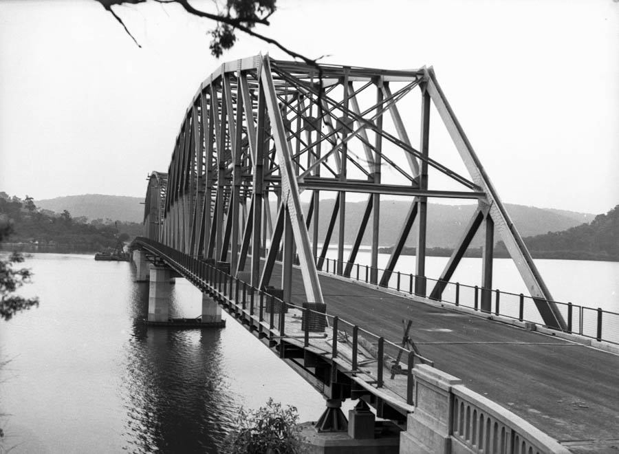 Bridging the Hawkesbury River: Part 3