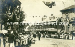Opening of Maitland steam tramway, February 8, 1909 (1)