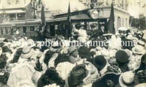 Opening of Maitland steam tramway, February 8, 1909 (4)