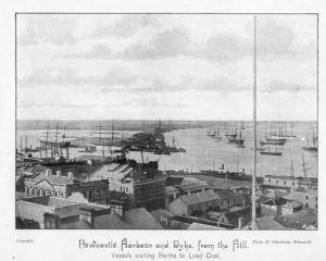 Newcastle and Maitland NSW Illustrative. Superb photographic booklet, early 1900s. PDF download.