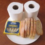 Toilet rolls, bread rolls and miracles