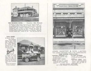 West Maitland, 31-page illustrated brochure with many photos. 1922. PDF download.