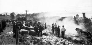 Rail smashes: Murrurundi 1908 and Murulla 1926