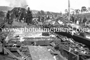 Murulla train smash, NSW, September 13, 1926 (2)