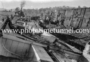 Murulla train smash, NSW, September 13, 1926 (3)