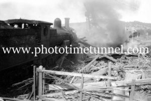 Murulla train smash, NSW, September 13, 1926 (5)
