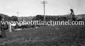 Murulla train smash, NSW, September 13, 1926 (7).