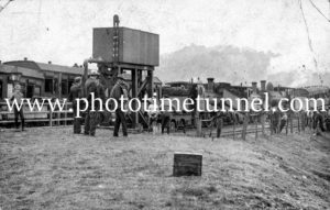 Murrurundi train smash, NSW, April 17, 1908 (1)
