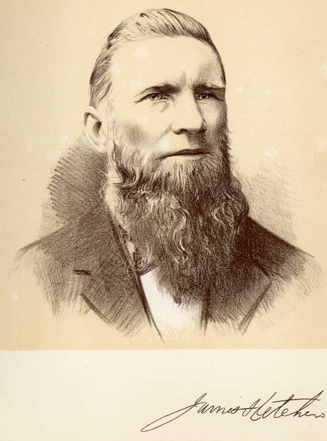"James Fletcher, ""the miner's advocate"""