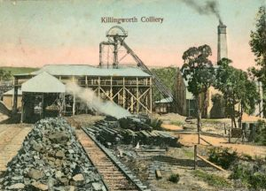 When Killingworth Colliery blew up