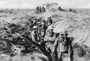 Passchendaele: a name written in blood