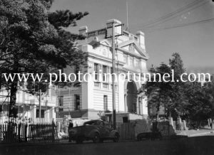 Newcastle Courthouse, Church Street, Newcastle, June 24, 1947. (1)