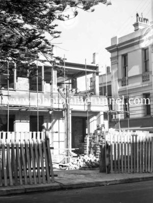 Newcastle Courthouse, Church Street, Newcastle, June 24, 1947. (6)