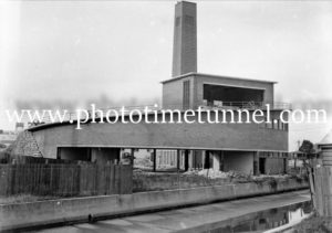 Incinerator in Parry Street, Newcastle, NSW, August 12, 1938. (2)