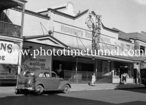 Herbert's Roxy Theatre, Hamilton (Newcastle), NSW, July 29, 1941. (2)