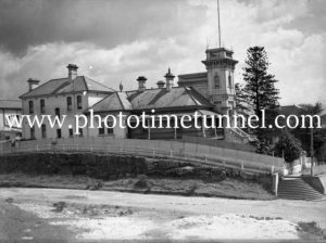 Jesmond House, The Hill, Newcastle, NSW, October 1935.