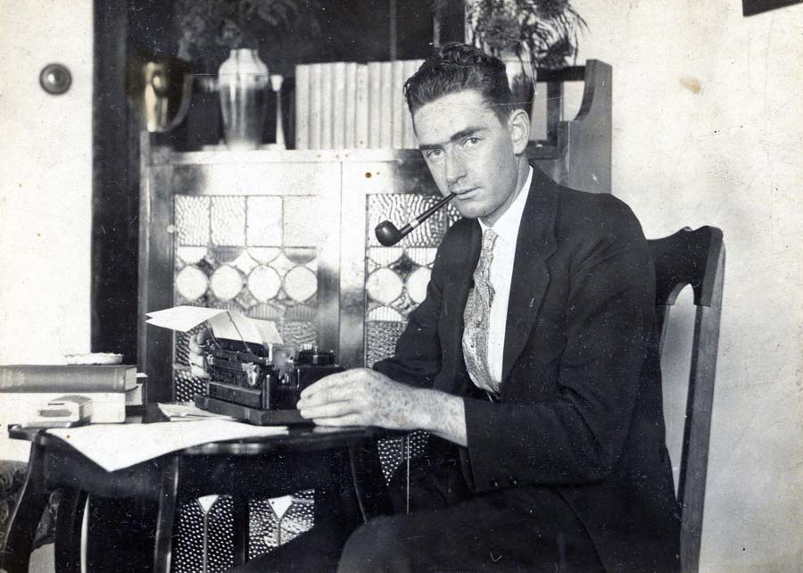 Remembering C.K. Thompson, Newcastle journalist and author