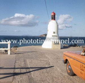 Harbour light, Mackay, Queensland, circa 1960s
