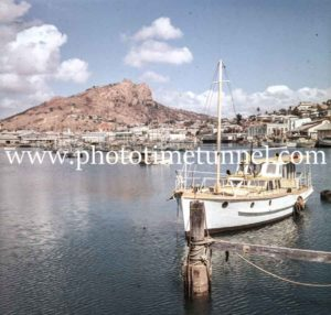 Townsville Harbour, Queensland, circa 1960s (2)