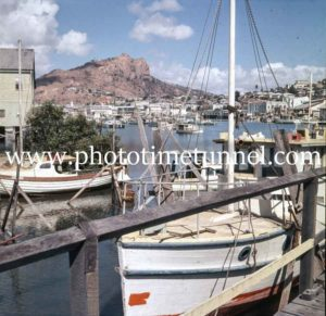 Townsville Harbour, Queensland, circa 1960s (4)