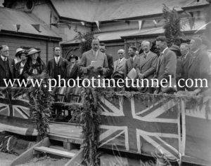 Prince Henry, Duke of Gloucester, visiting Glen Innes, NSW, 1934 (2)