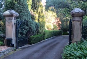 Two odd tales of shifting gates