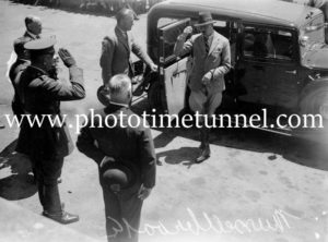Prince Henry, Duke of Gloucester, visiting Muswellbrook, NSW, 1934 (2)