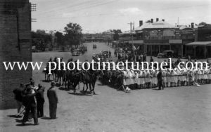 Prince Henry, Duke of Gloucester, visiting Muswellbrook, NSW, 1934