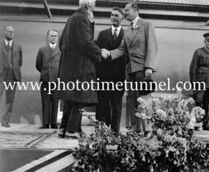 Prince Henry, Duke of Gloucester, visiting Uralla, NSW, 1934 (2)