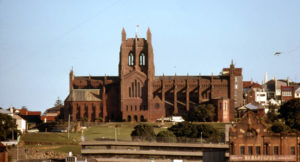 Great War treasures of Newcastle's Christ Church Cathedral