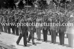 Prince Henry, Duke of Gloucester, visiting Glen Innes, NSW, 1934